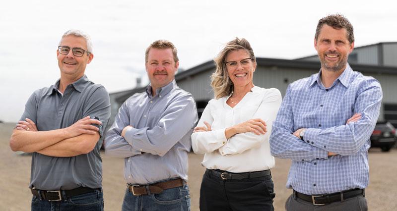 vale industries leadership team