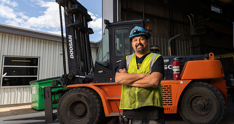 vale industries values safety, quality, and its employees